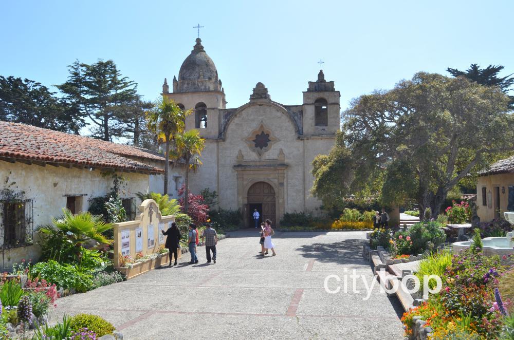 Carmel Mission (Carmel) - BEST Things To Do - CityBOP