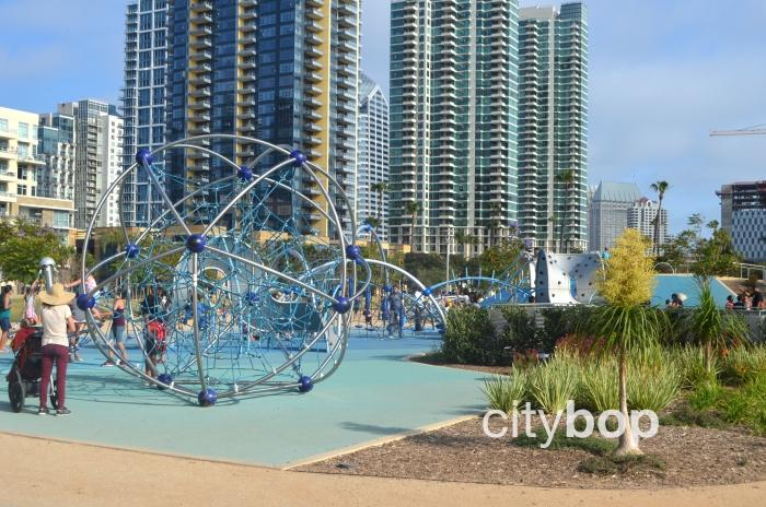 San Diego Playgrounds