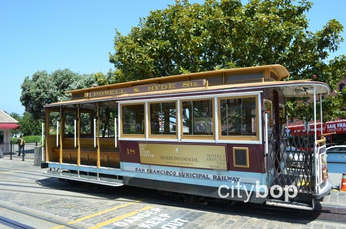 10 BEST Attractions that San Francisco Cable Car go to