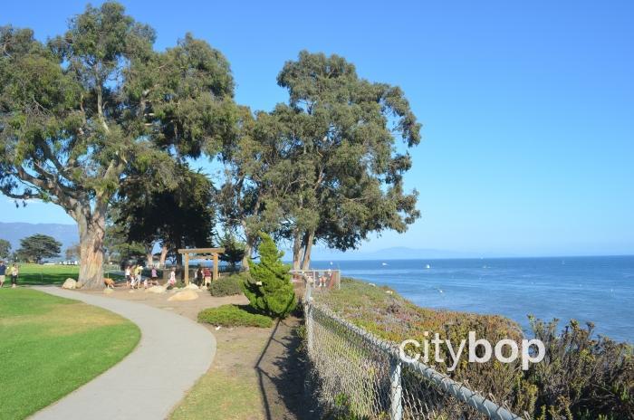 Shoreline Park Santa Barbara