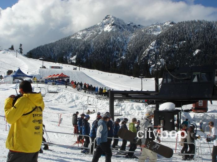 Snoqualmie Pass Ski