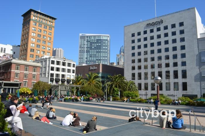 10 BEST Attractions at Union Square San Francisco