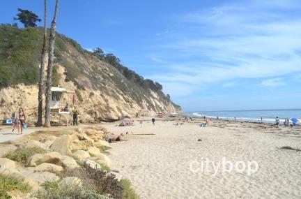 Hendry's Beach