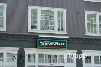 Monterey Mirror Maze