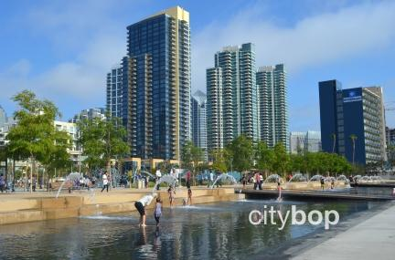 San Diego Waterfront Park